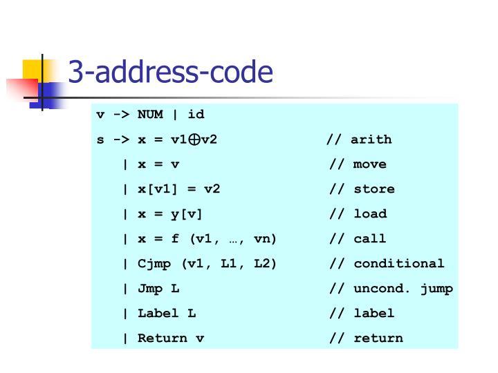 3-address-code