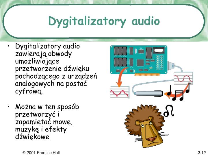 Dygitalizatory audio