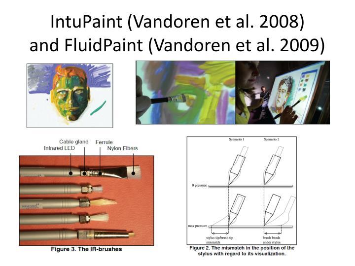 IntuPaint (Vandoren et al. 2008)