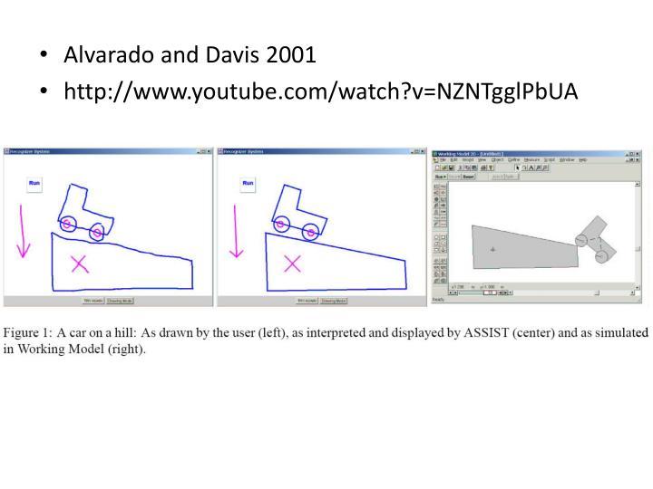 Alvarado and Davis 2001