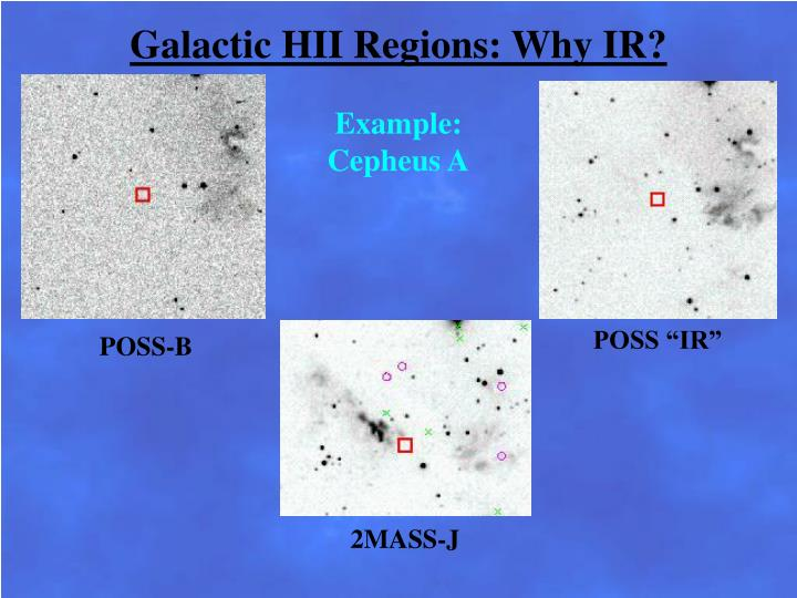 Galactic HII Regions: Why IR?