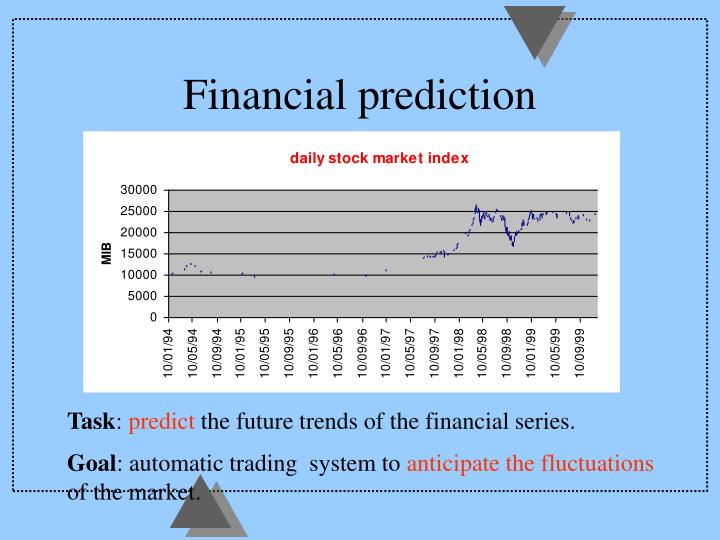 Financial prediction