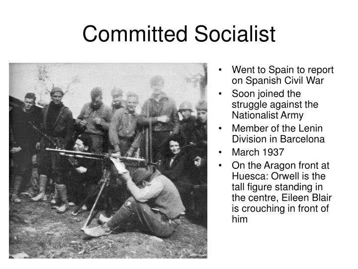 Committed Socialist