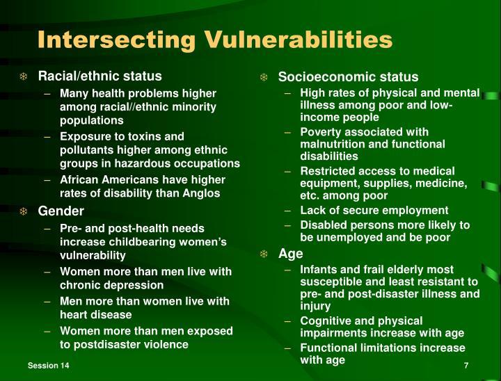 Racial/ethnic status
