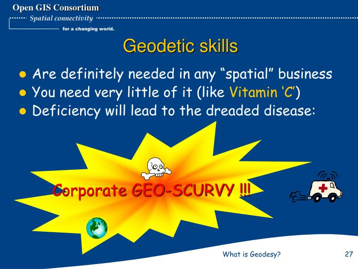Corporate GEO-SCURVY !!!