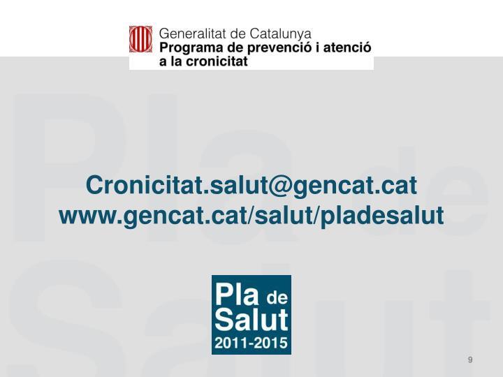 Cronicitat.salut@gencat.cat