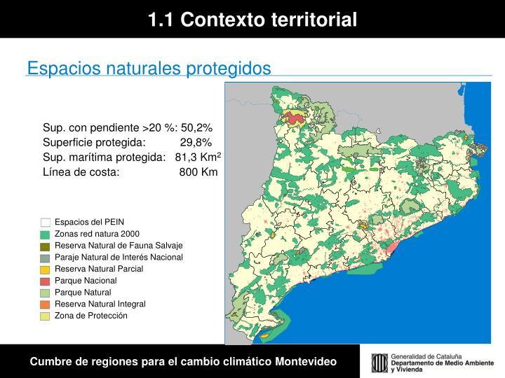 1.1 Contexto territorial