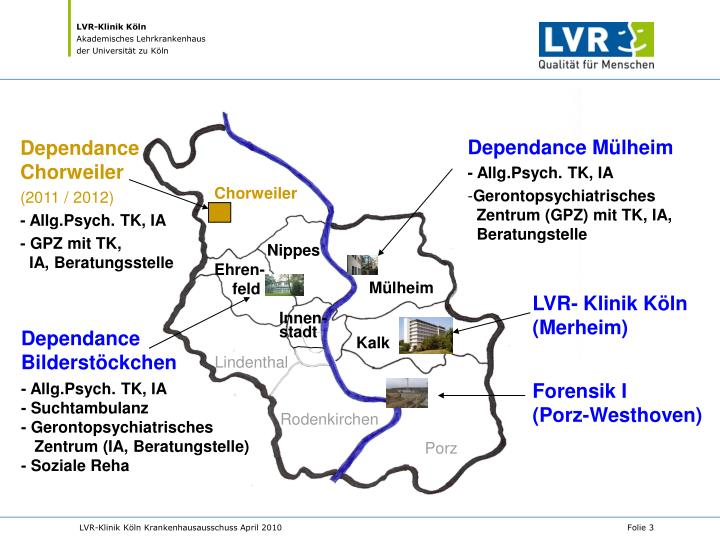 Dependance Mülheim