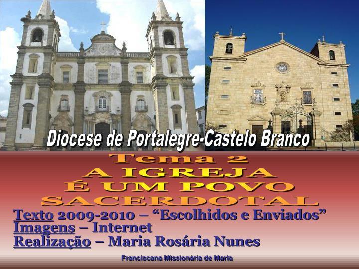 Diocese de Portalegre-Castelo Branco