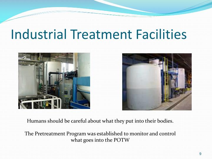 Industrial Treatment Facilities