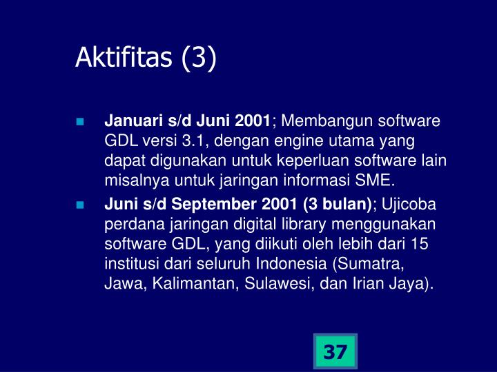 Aktifitas (3)