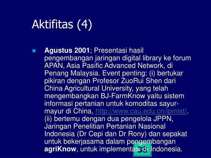 Aktifitas (4)