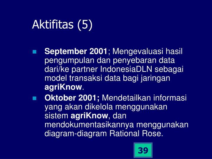 Aktifitas (5)