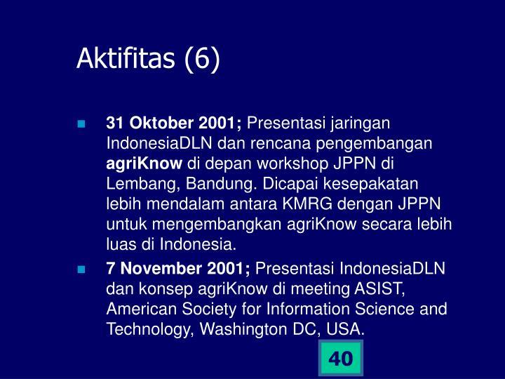 Aktifitas (6)