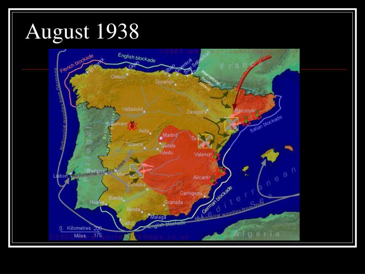 August 1938