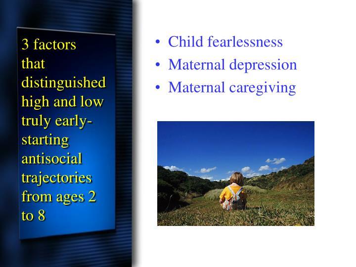 3 factors