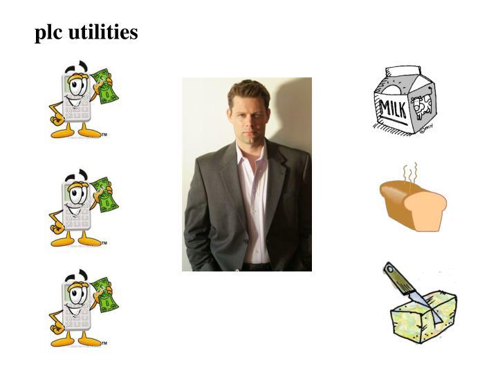 plc utilities