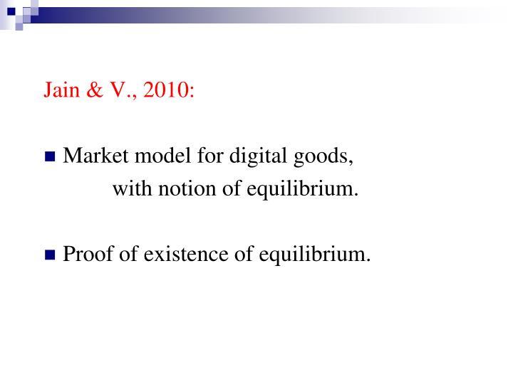 Jain & V., 2010: