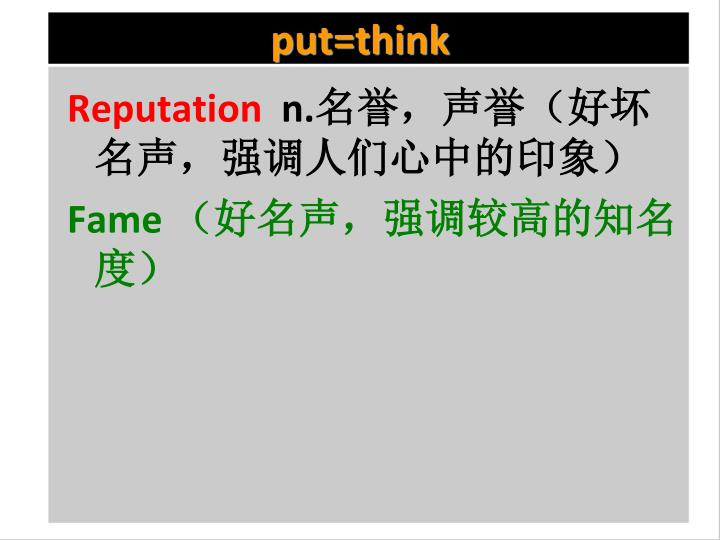 put=think