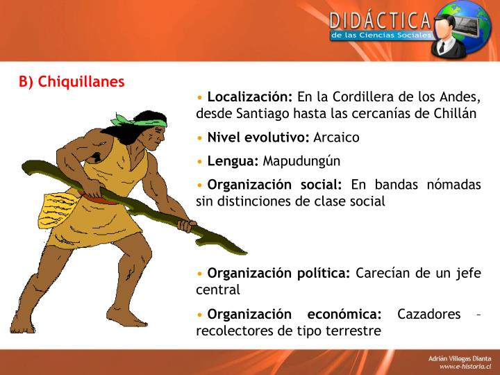 B) Chiquillanes