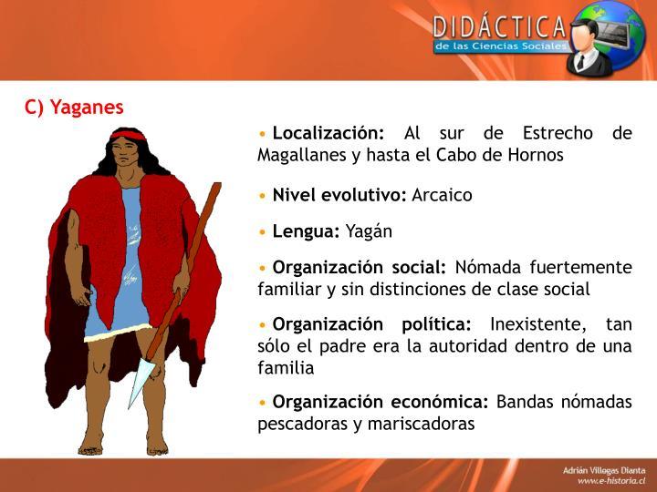 C) Yaganes