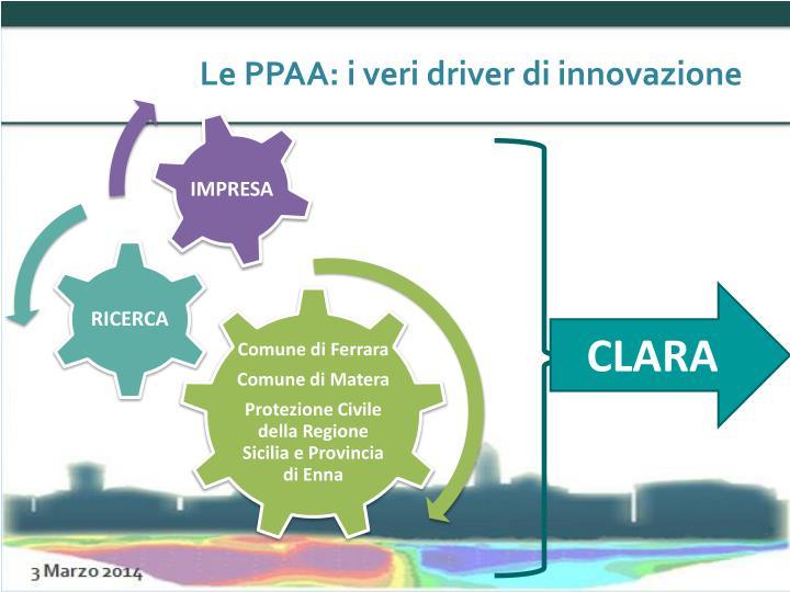 Le PPAA: i veri driver di innovazione