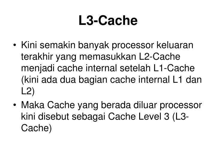 L3-Cache