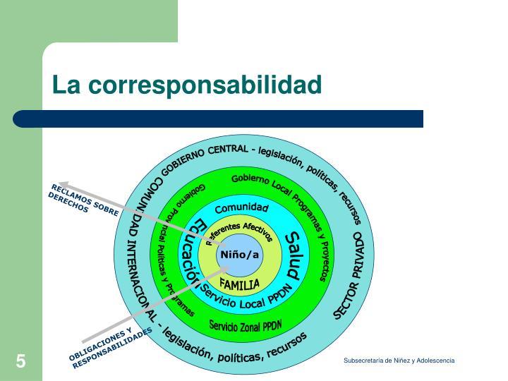 COMUNIDAD INTERNACIONAL - legislación, políticas, recursos