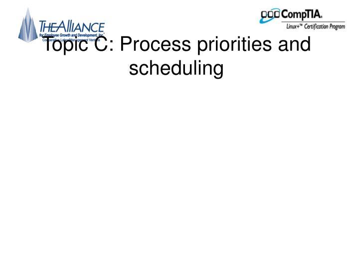 Topic C: