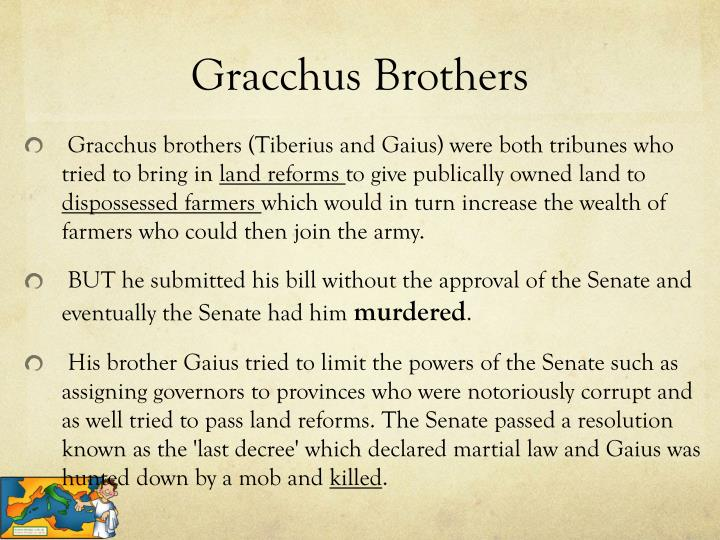 Gracchus Brothers