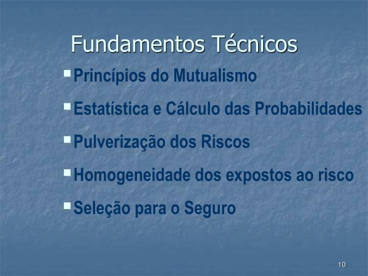 Fundamentos Técnicos