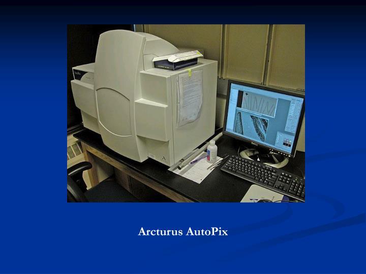 Arcturus AutoPix