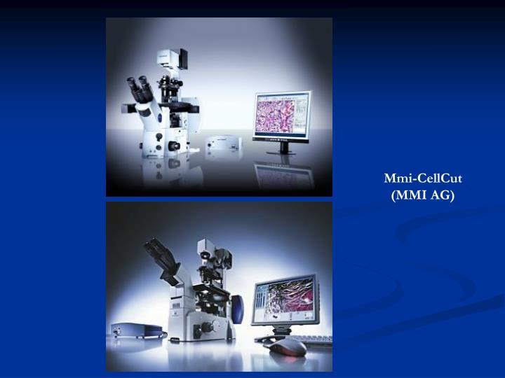 Mmi-CellCut (MMI AG)