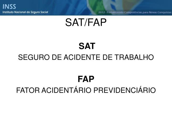 SAT/FAP