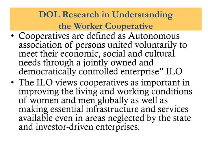 DOL Research in Understanding