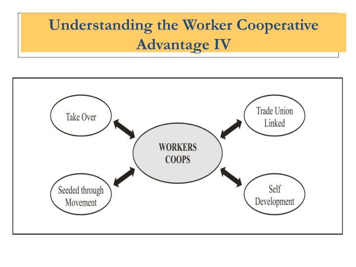 Understanding the Worker Cooperative Advantage IV