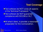 test coverage