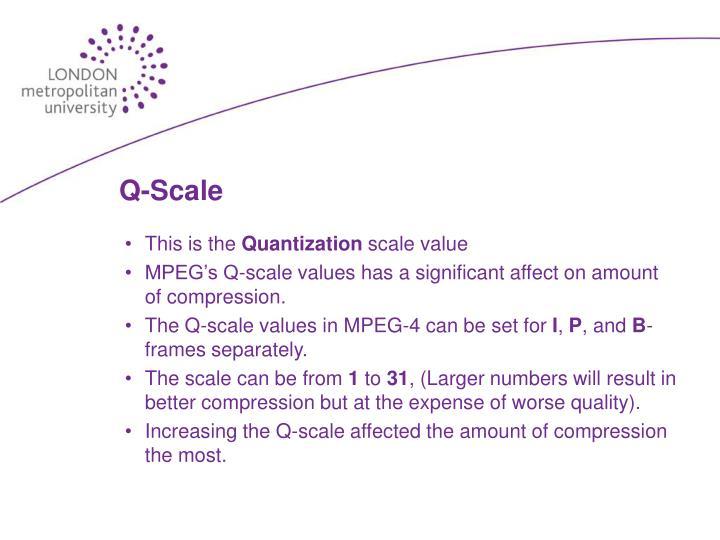 Q-Scale