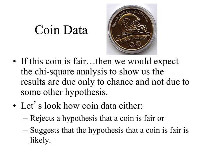 Coin Data