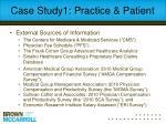 case study1 practice patient