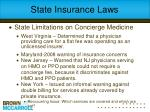state insurance laws
