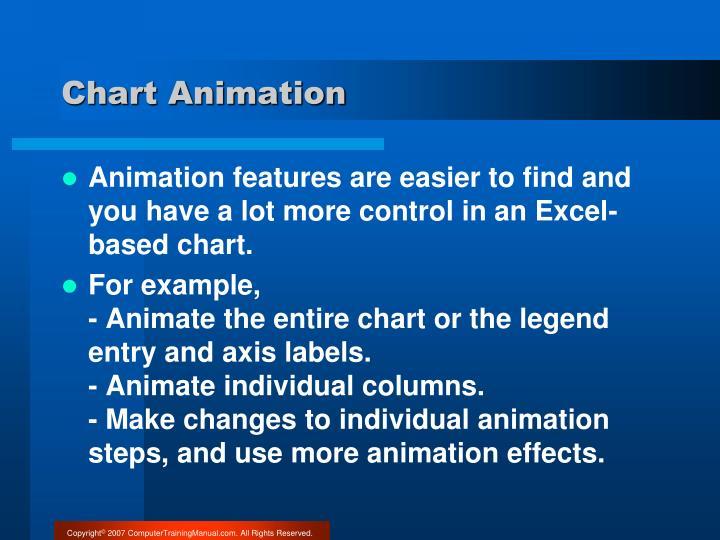 Chart Animation