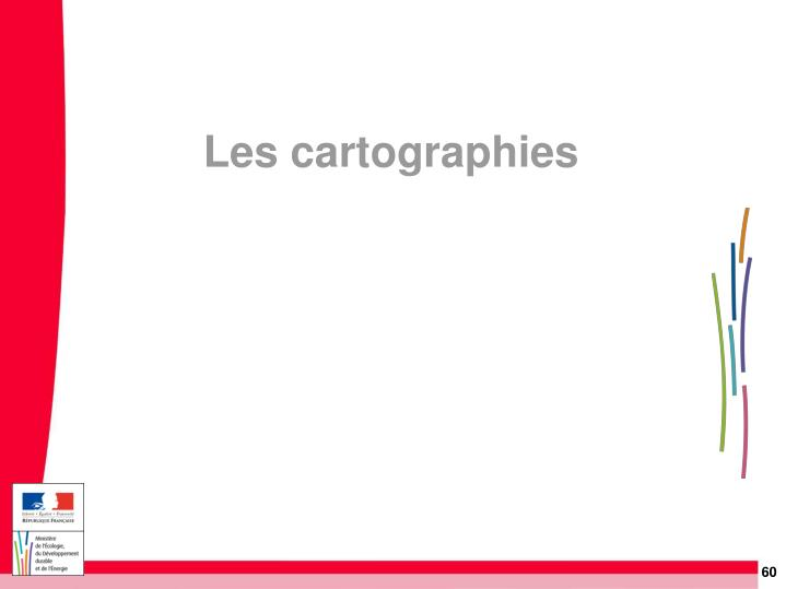 Les cartographies