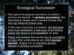 ecological succession2