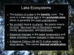 lake ecosystems1