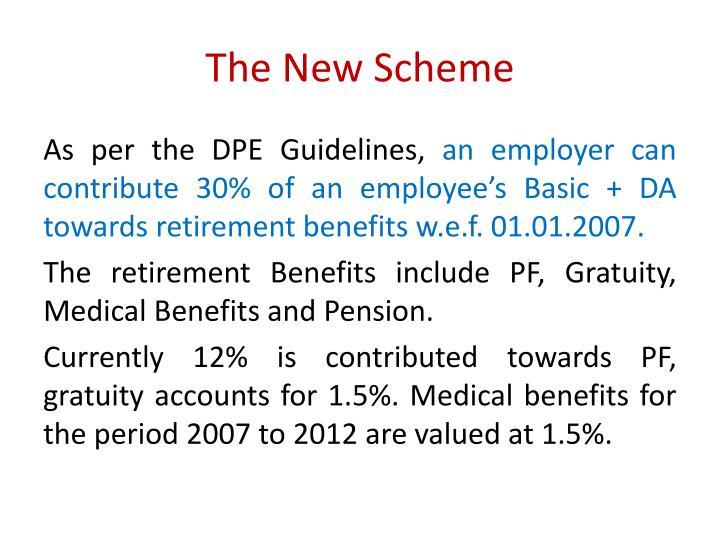 The New Scheme