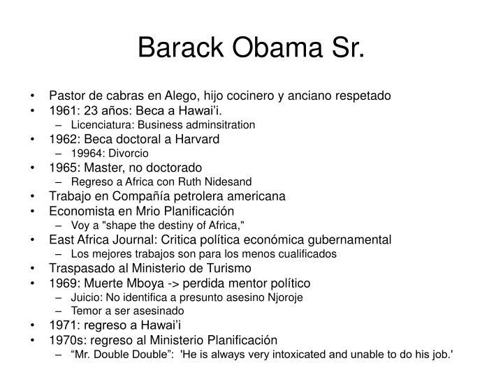 Barack Obama Sr.