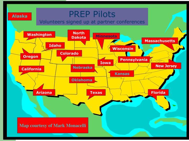 PREP Pilots