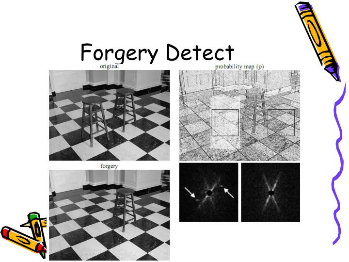 Forgery Detect