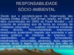 responsabilidade s cio ambiental1